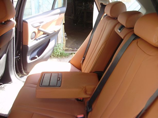 Перетяжка сидений авто, реставрация !