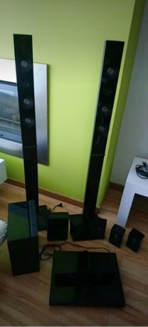 Vende-se home cinema samsung