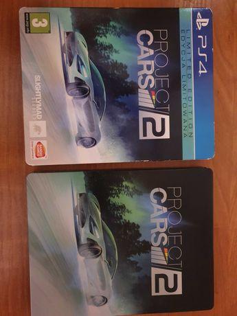 Gra Project Cars 2 PS4 Edycja Limitowana