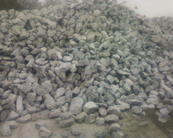 Камень камінь бут бутовый отборной калиброван доставка самосвал