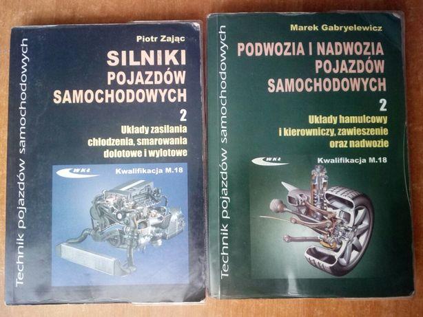 silniki pojazdów 2 , podwozia i nadwozia pojazdów samochodowych 2