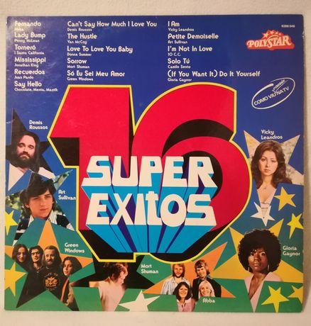 Colectâneas de êxitos anos 70/80 em vinil - vários