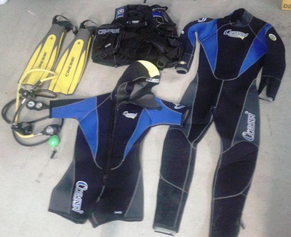 Mergulho Equipamento