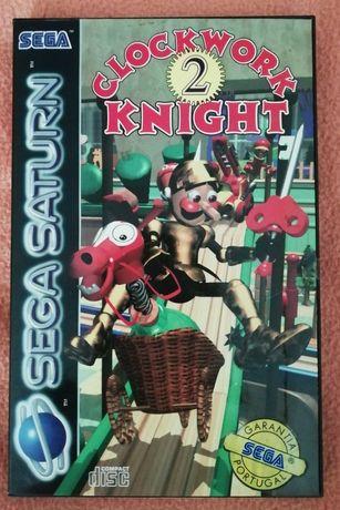 Clockwork Knight 2 Sega Saturn PAL (Completo / CIB)