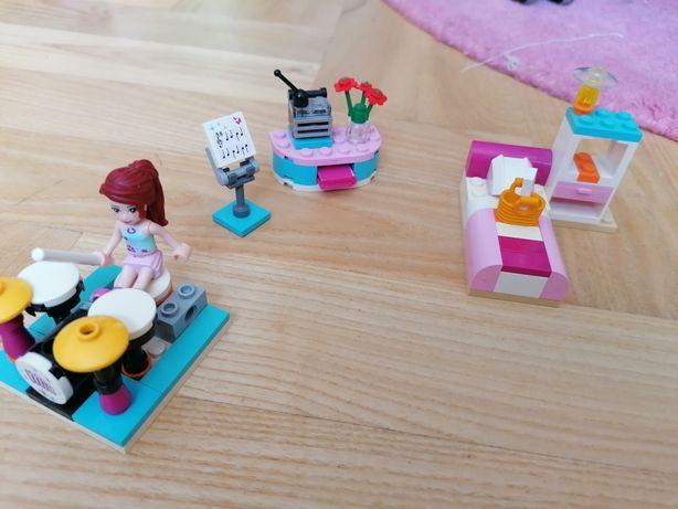 Lego friends perkusja