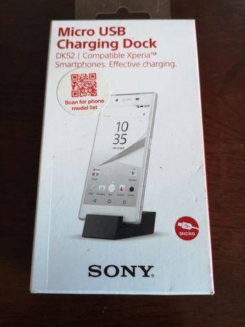 Stacja ładująca do telefonu Sony, nowa nigdy nie używana.