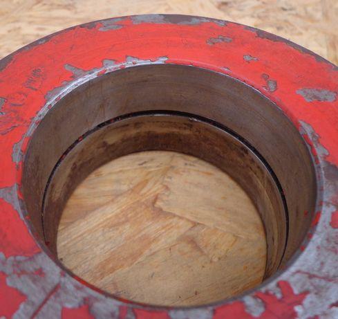 Dois lotes de roletes em aço