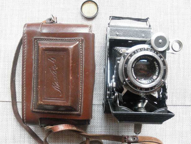 Kolekcjonerski aparat Moskwa 4 - rzadki, w dobrym stanie