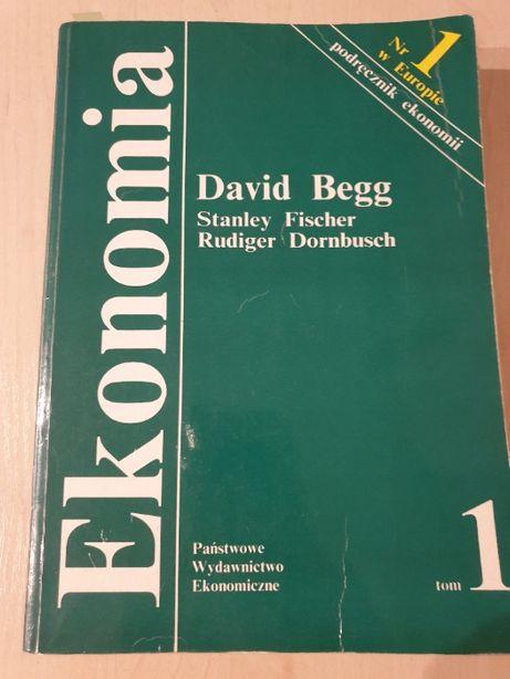 Podręcznik Ekonomia Tom 1 - David Begg