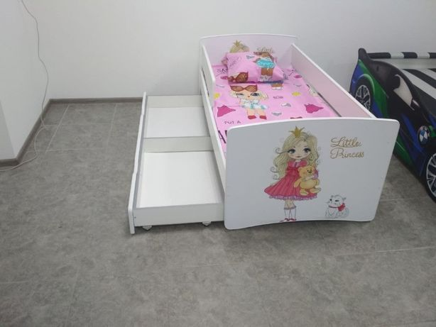 Детская кровать! Бесплатная доставка! Гарантия