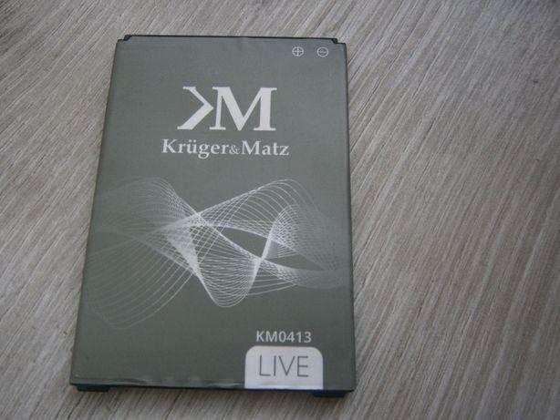 Kruger&Matz Live 2-Bateria