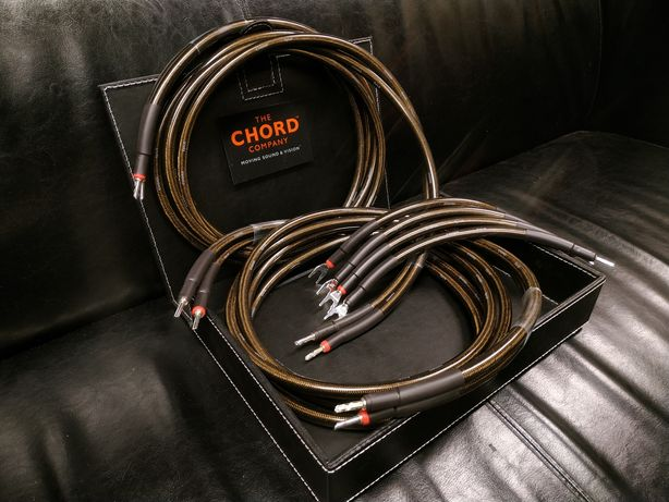 Chord Epic X XL kable głośnikowe Trans Audio Hi-Fi Wrocław