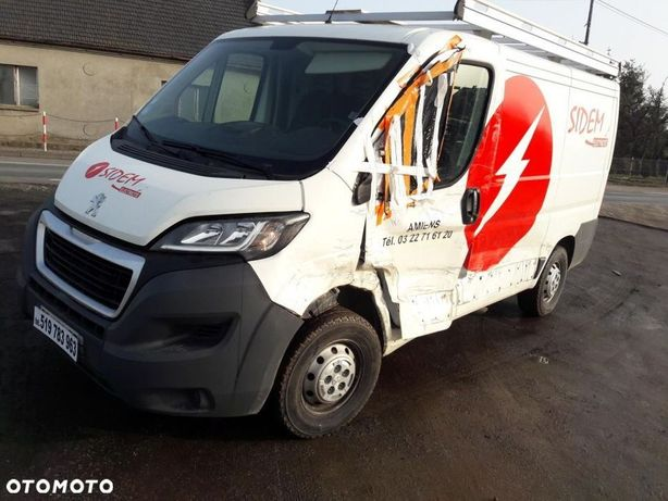 Peugeot Boxer  Klimatyzacja Elektryka Wspomaganie kierownicy