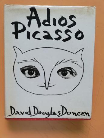 Adios Picasso de David Douglas Duncan
