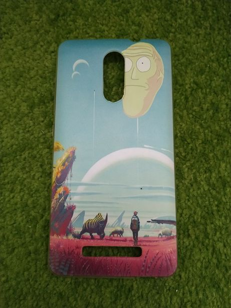 Case Rick & Morty na Xiaomi Redmi Note 3