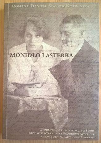 Monidło i Asterka - Romana Danuta Starzyk-Kotwińska