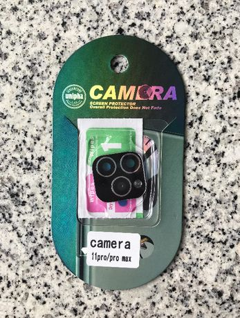 Película vidro câmara iPhone X/XS para transformar iPhone 11 Pro Max