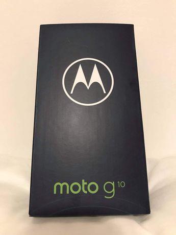 Motorola Moto G10 nieotwierana 4/64 GB kolor Sakura Pearl +etui Gratis
