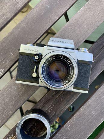 Máquina Fotográfica Topcon Super D