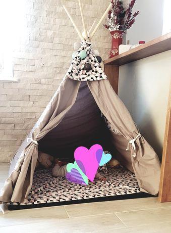 Namiot tipii dla dzieci