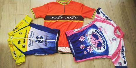 три вело футболки велоджерси мужская женская подростковая