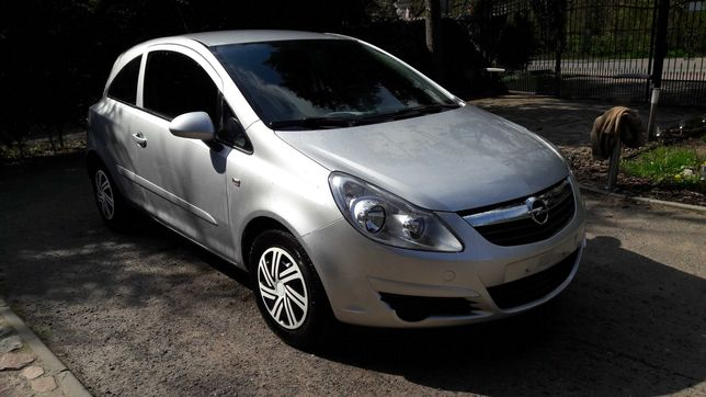 Opel Corsa 1.4 2007r. klima