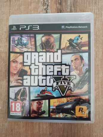 Gra GTA na Play Statkom 3