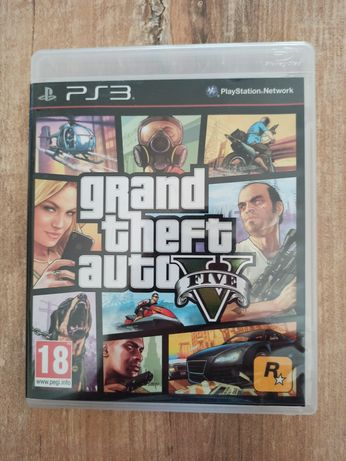 Gra GTA na PS3
