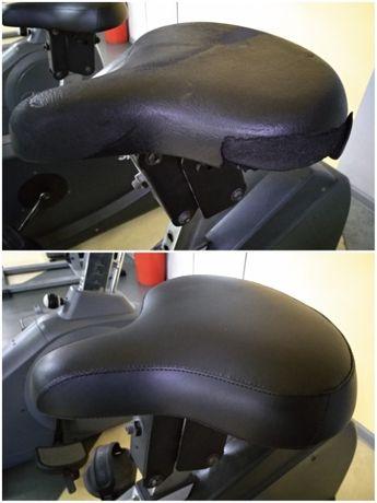 Перетяжка мото-вело сидений ,велотренажеров.