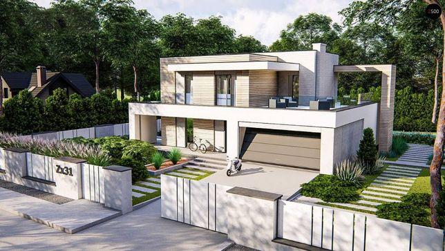 """Продам новый дом """"Higt Tech"""" с гаражом в кп """"Золотые Ключи"""""""