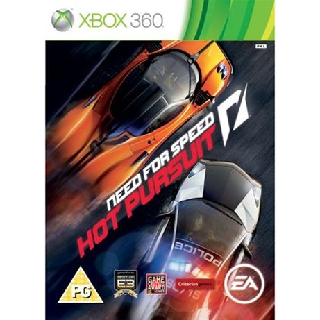 need for speed hot pursuit xbox360 NOWA