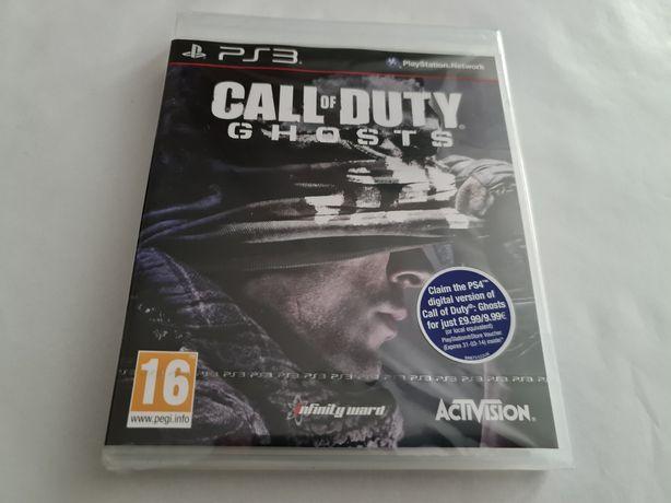 Gra na PS3 : Call of duty . Nowa w folii .