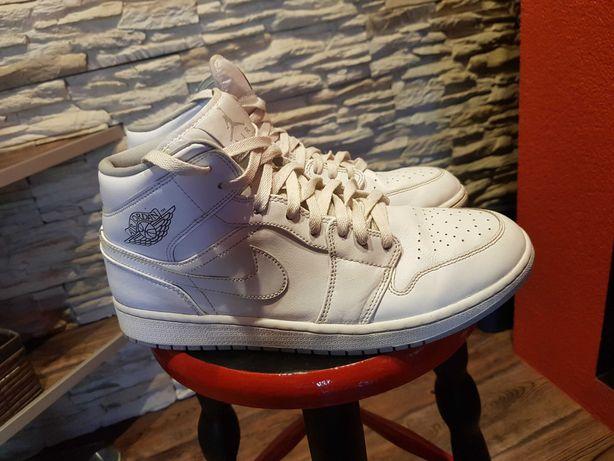 Buty Air Jordan 1 Mid White