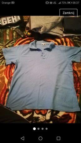 Koszulka polo męska Code