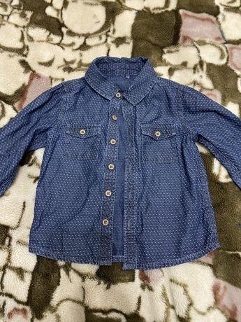 Продам рубашки на мальчика 18-24 месяца