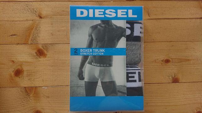 Bokserki Majtki Męskie Bielizna Diesel S M L 2 Pak
