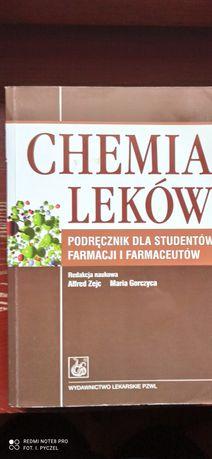 Chemia leków - książka.