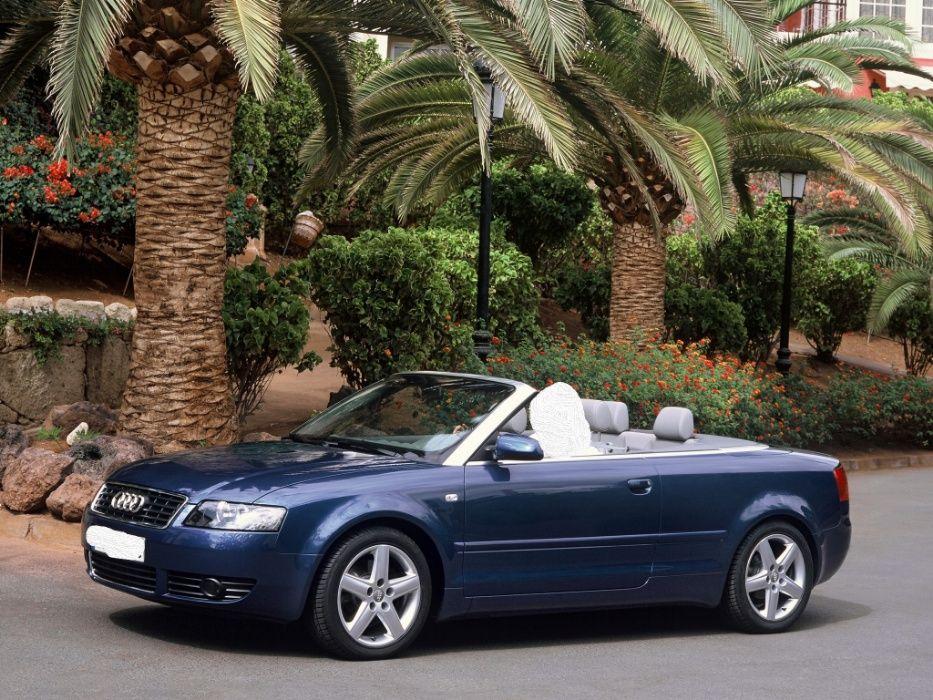 Audi A4 2.5 V6 Tdi 161cv 2002 descapotavel