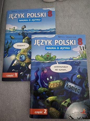 ćwiczenia język polski kl 8