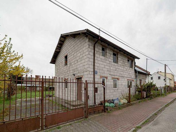 Dom na dużej działce pogranicze Ursusa i Piastowa
