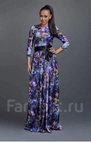 Платье выпускное вечернее нарядное Marino Milano
