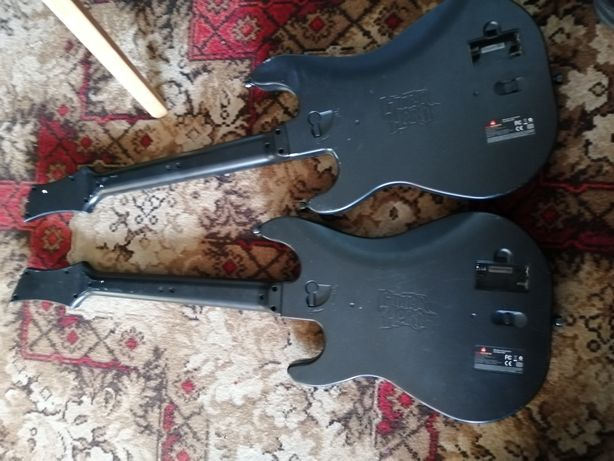 Gitary do xbox360