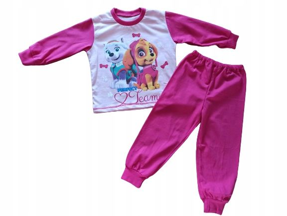 Piżama bluzka spodnie Psi patrol SKY 86, 92, 98, 104, 110, 116, 128