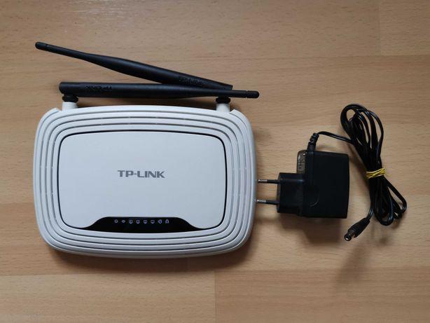 Router TP-Link TL-WR841N !WiFi N do 300mb/s! WPS, Wzmacniacz sygnału