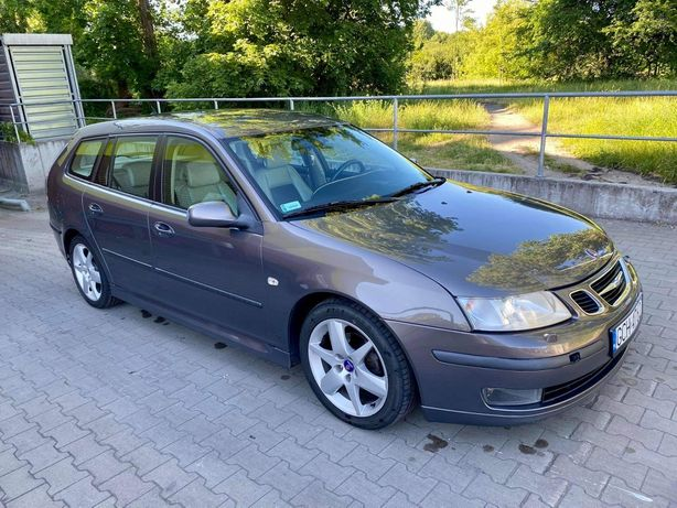 Sprzedam auto marki Saab 9-3 1,9Tid  rok 2006 Hirsch Performance
