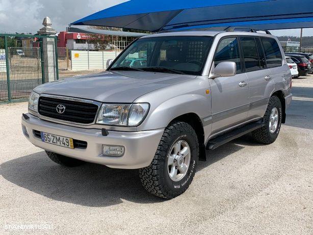 Toyota Land Cruiser SW 4.2 TD VX Aut.