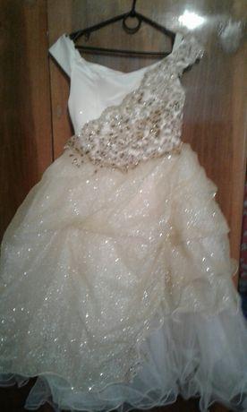 Нарядное платье, выпускной