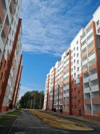 Двухкомнатная квартира в ЖК Птичка, S=56М2, дом 7, TV N
