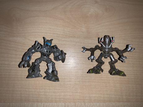 Hasbro mini transformers