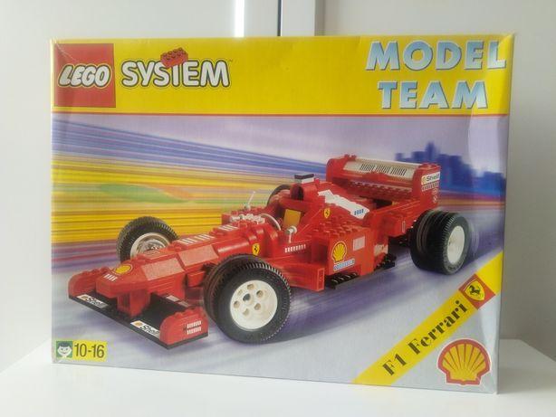 Lego Model Team 2556 Ferrari F1 Shell